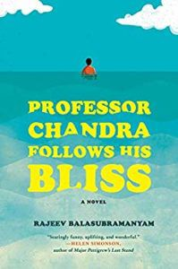 Professor Chandra Follows His Bliss cover