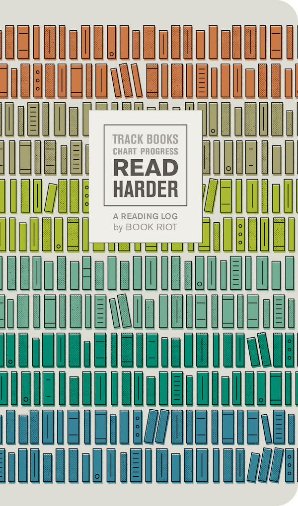 Book Riot's 2019 Read Harder Challenge