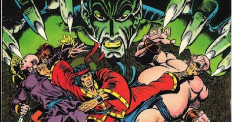 Shang-Chi Fu Manchu and Marvel's Asian Problem