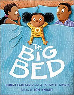 The Big Bed_Bunmi Laditan