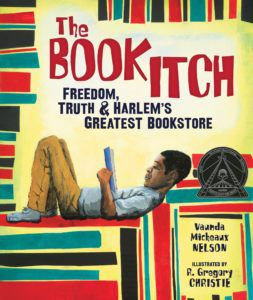 the book itch_freedom, truth and harlem's greatest bookstore