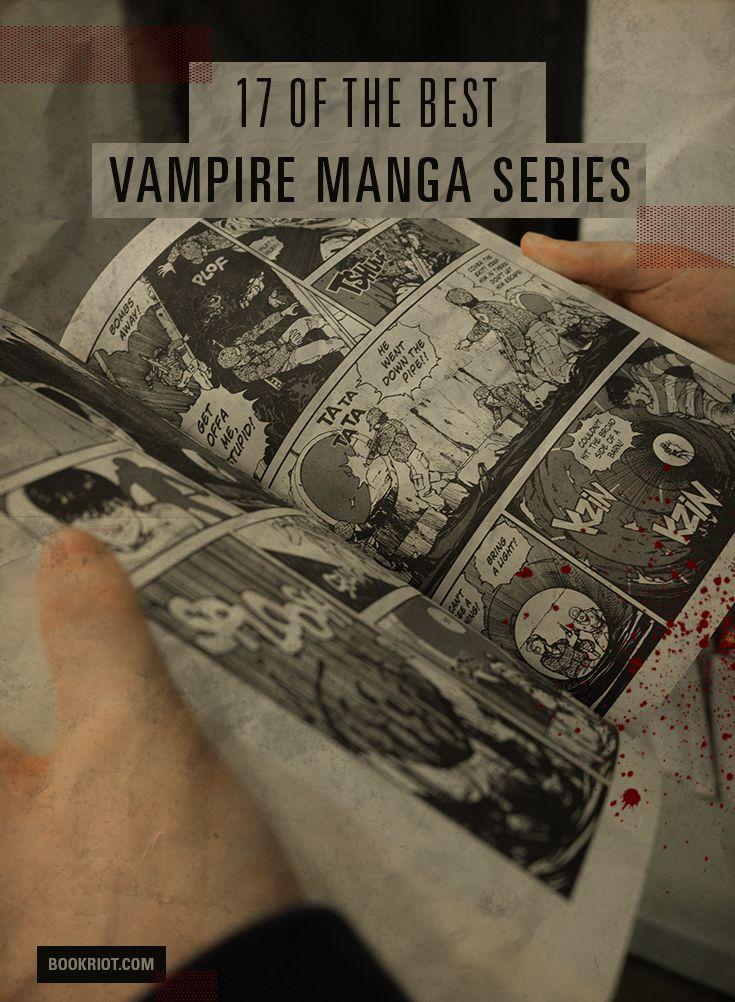 Vampire Manga Series