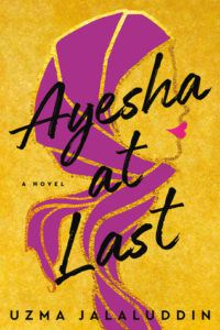 Ayesha At Last from Yellow Romance Novels To Brighten Up Your Spring | bookriot.com