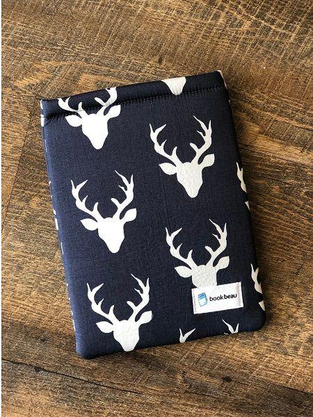 twilight buck themed book sleeve
