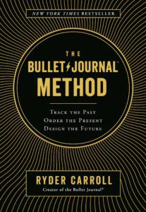 The bullet journal method book cover