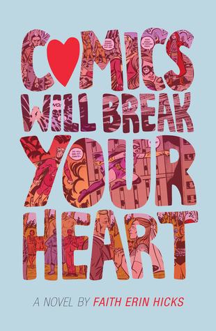 comics will break your heart cover