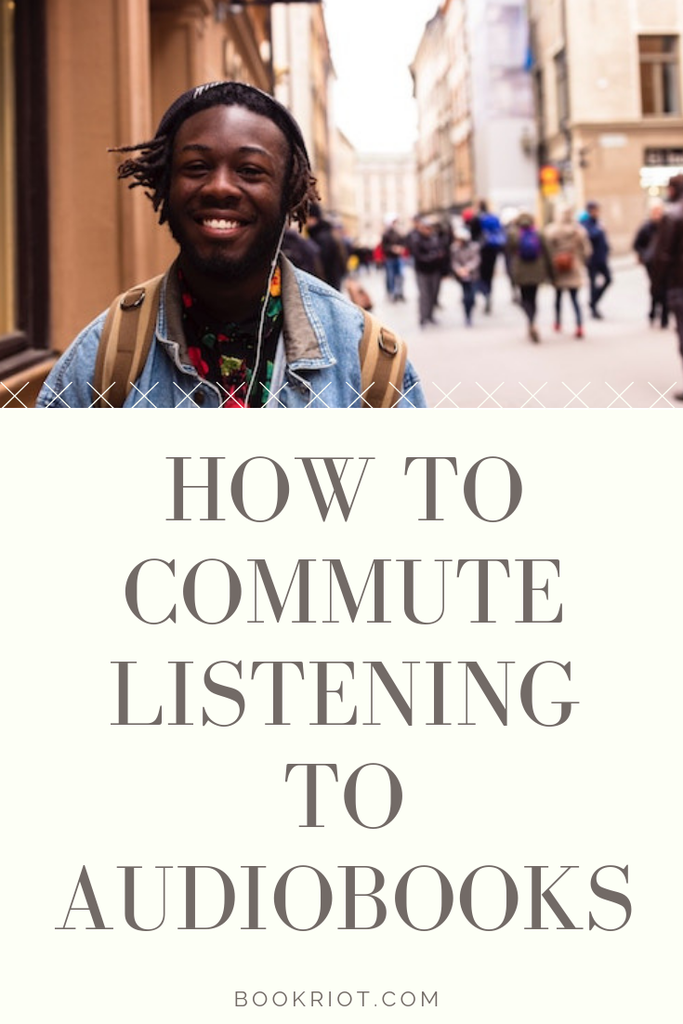 Get the most out of your commute with these great audiobooks. audiobooks | audiobooks for commutes | how to with audiobooks