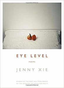 eye level jenny xie poetry