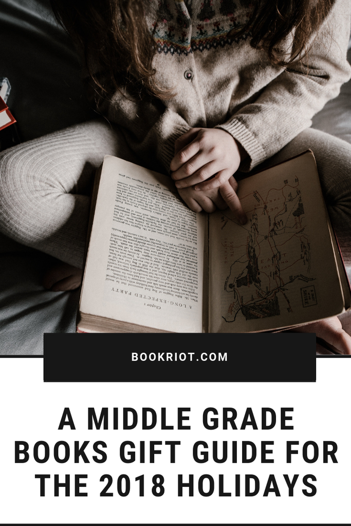 Must Read Autism Gift With No Return >> A Middle Grade Books Gift Guide For The 2018 Holidays Book Riot