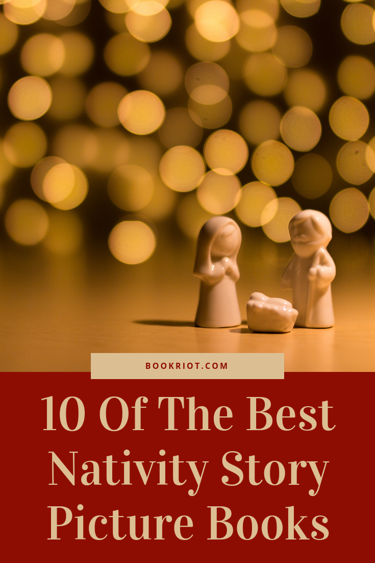 10 of the best Nativity story picture books. nativity story | nativity story picture books | children's books | christmas books | christmas books for kids