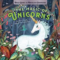 Cover of The Magic of Unicorns by Gina Grandi