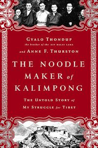 The Noodle Maker Cover