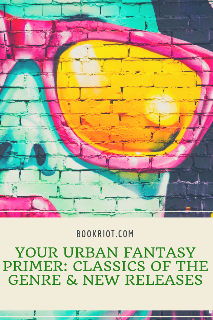 Discover the urban fantasy genre with this primer, including classics and new releases. urban fantasy | guide to urban fantasy | urban fantasy books | urban fantasy book lists