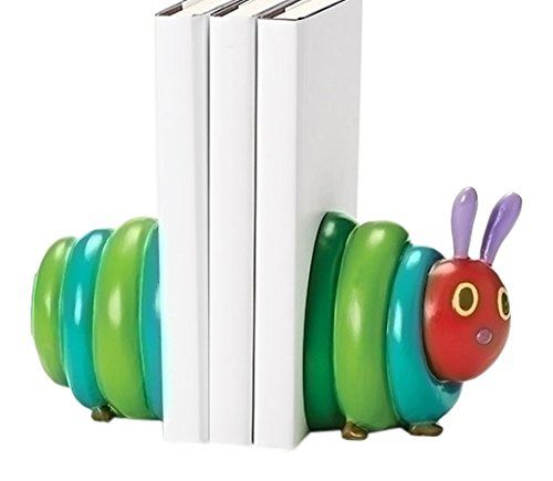 Very Hungry Caterpillar Bookends Children's