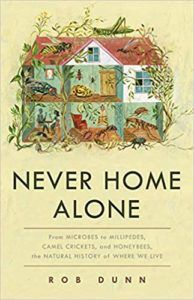 Never Home Alone Book Cover