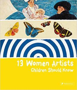 13 Women Artists Children Should Know Book Cover
