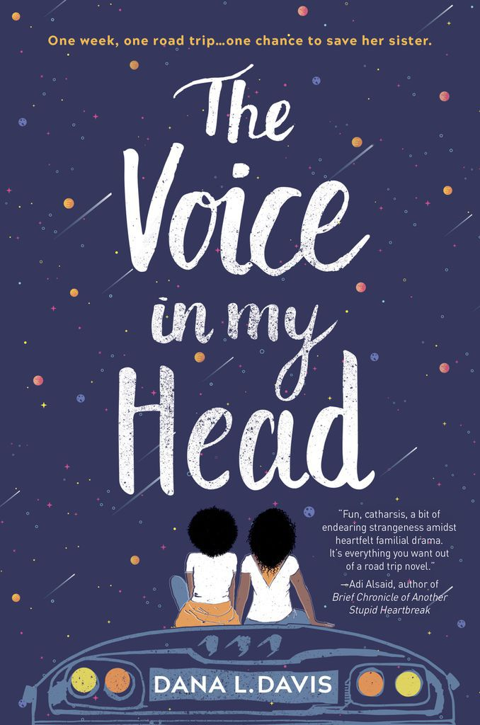 The Voice in My Head book cover