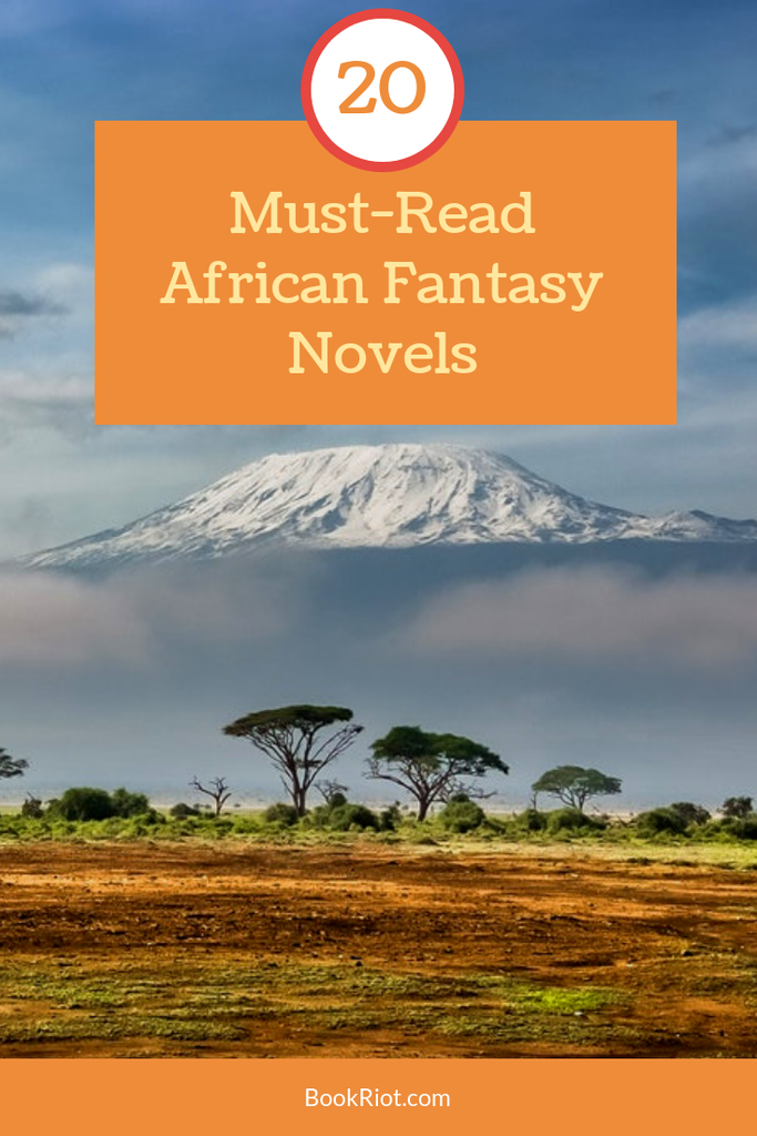 20 must-read African fantasy novels