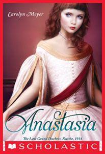Anastasia The Last Grand Duchess book cover