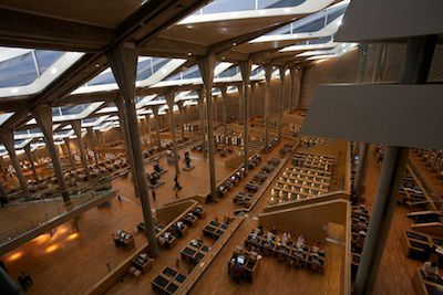 Bibliotheca Alexandrina | Book Riot | 10 Things You Need to Know about the Library of Alexandria