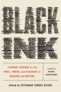Black Ink by Stephanie Stokes Oliver Cover