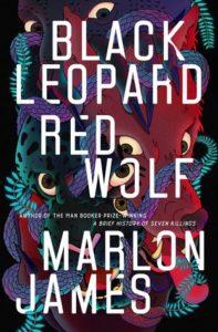 Imagem de capa de Black Leopard, Red Wolf