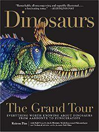 Dinosaurs The Grand Tour Kieron Pim Cover