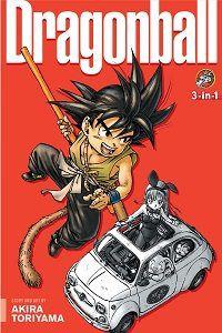 Dragonball Omnibus 1 cover - Akira Toriyama