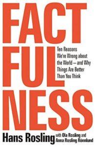 Factfulness cover