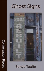 Ghost Signs by Sonya Taaffe Cover