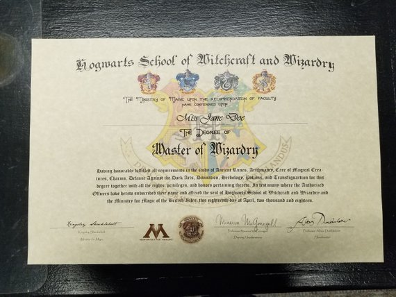 Custom Hogwarts Acceptance Letter.It S Time Where To Make Your Personal Hogwarts Acceptance