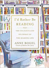 I'd Rather be Reading by Anne Bogel cover