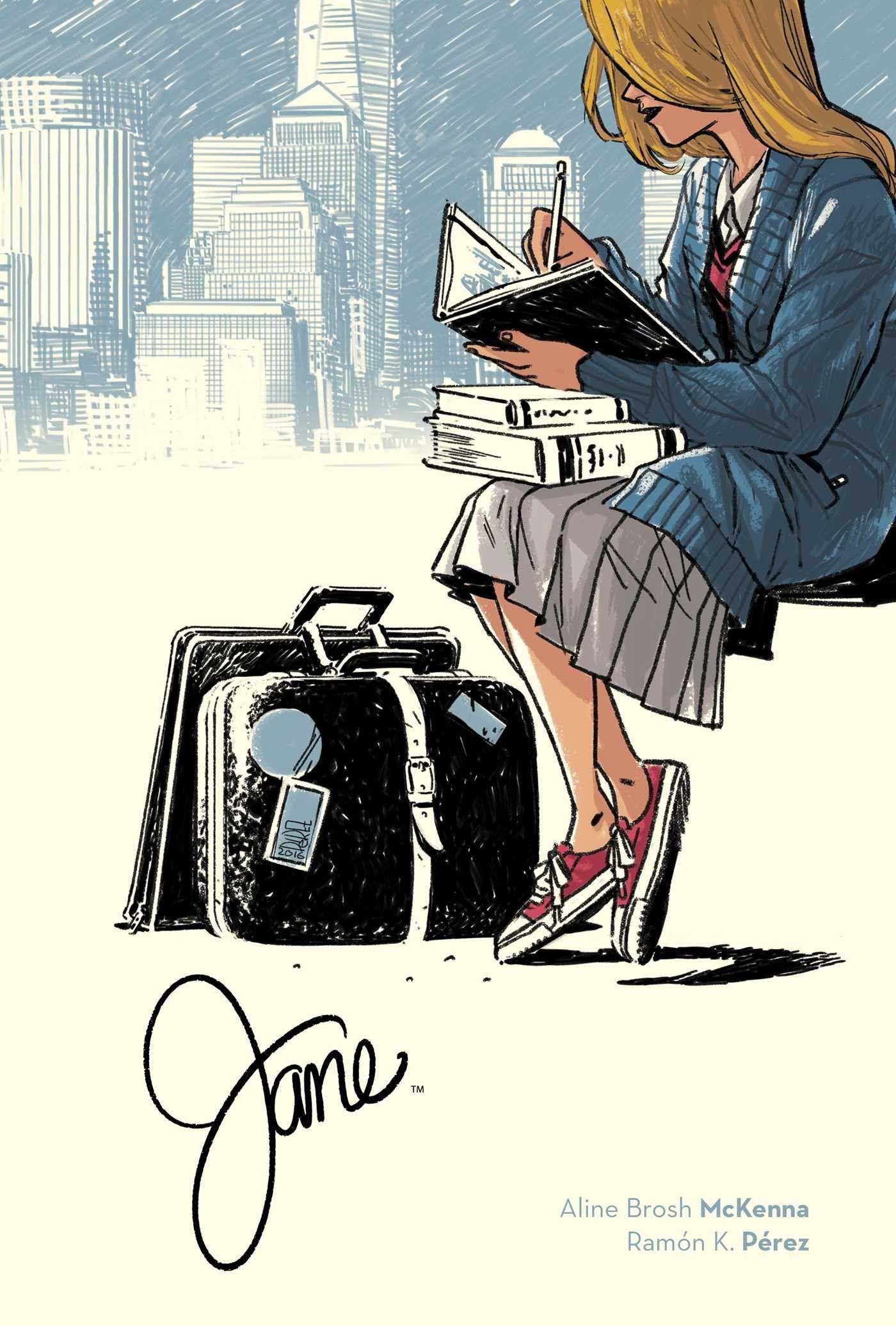 Jane book cover