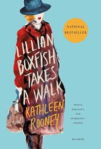 Lillian Boxfish Takes A Walk cover