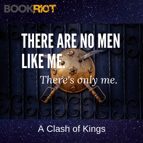 50 Game Of Thrones Quotes For Every Dark Need Book Riot