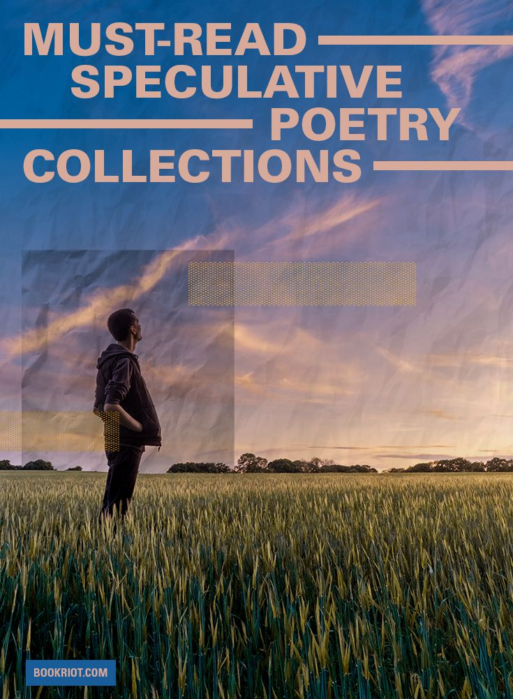 Must-Read Speculative Poetry Collections