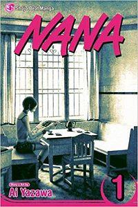 Nana volume 1 cover - Ai Yazawa