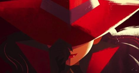 Netflix Carmen Sandiego feature