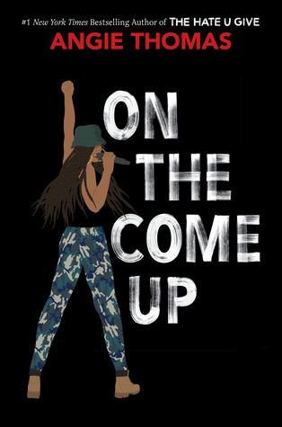 On the Come Up book cover
