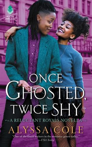 Once Ghosted, Twice Shy book cover