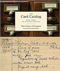 The Card Catalog by Carla Hayden cover