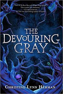 The Devouring Gray Book Cover