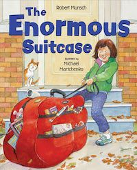 The Enormous Suitcase_Robert-Munsch