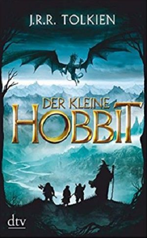 The Hobbit German Cover