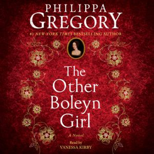 The Other Boleyn Girl Audiobook Cover