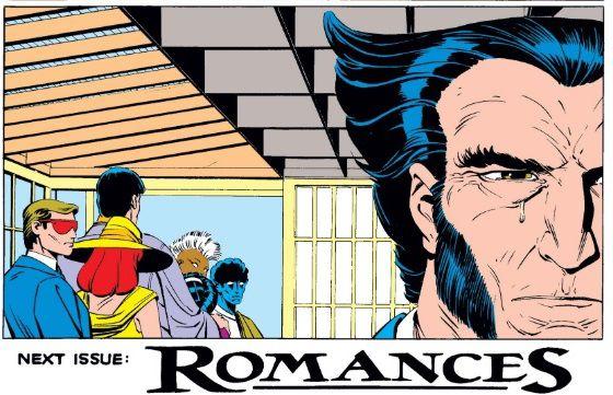 Uncanny X-Men #173 Wolverine Mariko wedding