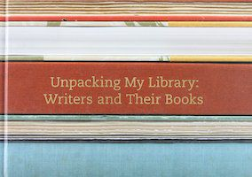 Unpacking My Library by Leah Price cover