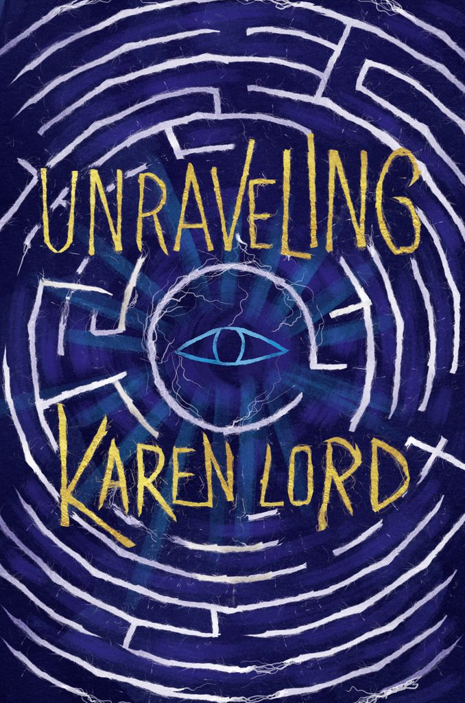Unraveling by Karen Lord Cover