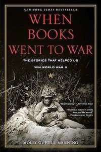 When Books Went to War by Molly Manning cover