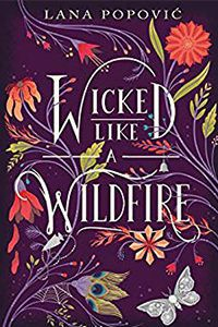 Wicked like a Wildfire Cover